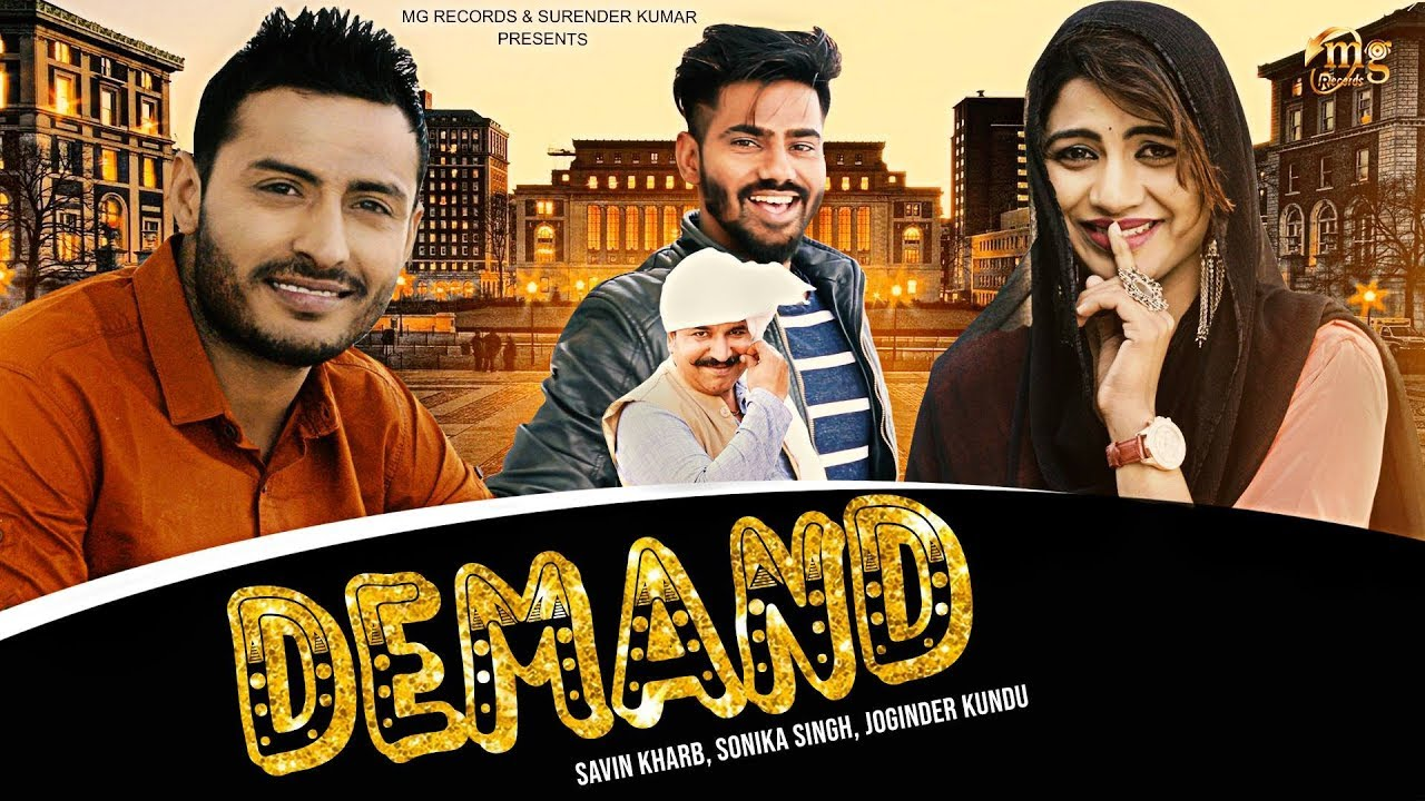 Video: Demand by Raj Mawar ft. Sonika Singh