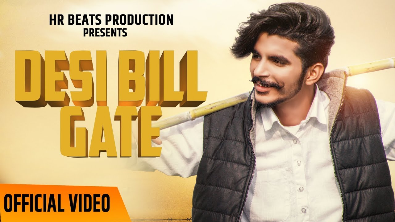 Desi Bill Gate by Gulzaar Chhaniwala (Video)