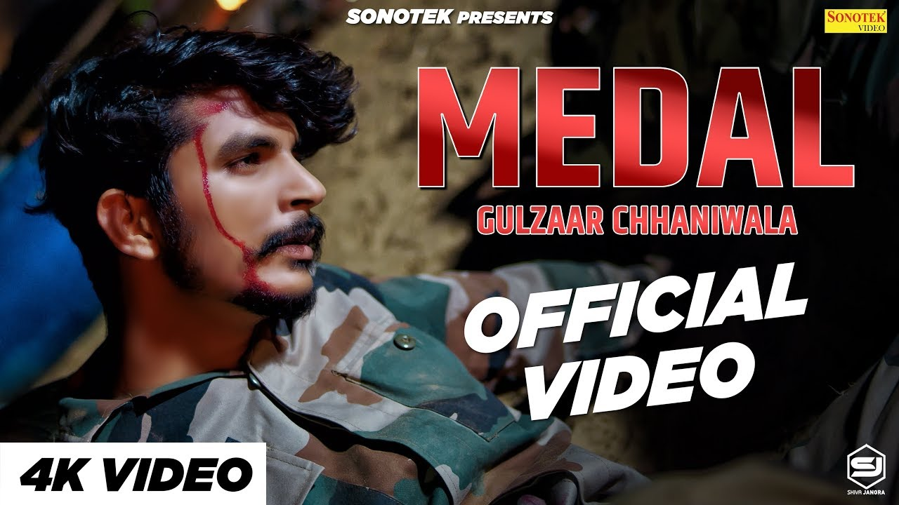 Video: Medal By Gulzaar Chhaniwala