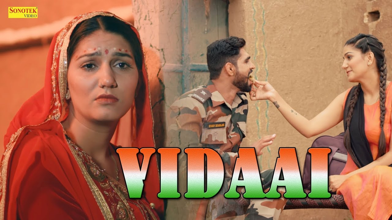 Vidaai by Ashu Morkhi ft. Sapna Chaudhary (Video)