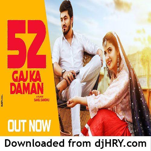 52 Gaj Ka Daman By Renuka Panwar ft. Pranjal Dahiya