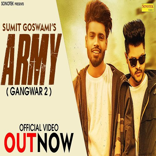 Army (Gangwar 2) by Sumit Goswami