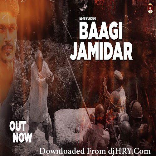 Baagi Jamidar By Ndee Kundu