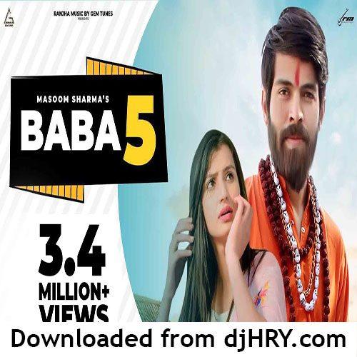 Baba 5 By Masoom Sharma ft. Nidhi Sharma