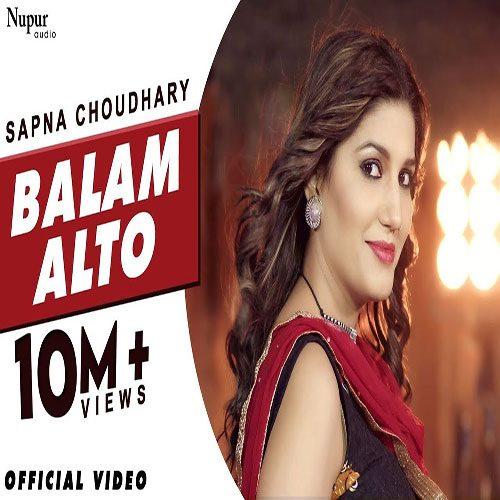 Balam Alto By Sapna Choudhary  & Naveen Naru