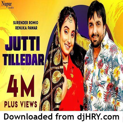 Jutti Tilledar By Renuka Panwar ft. Sonika Singh