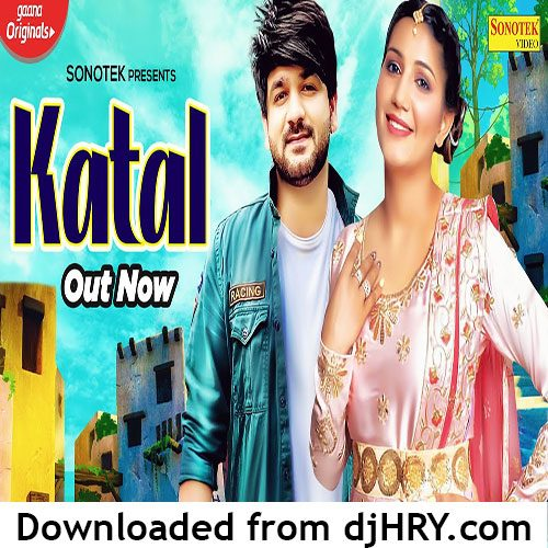 Katal By Mohit Sharma ft. Sapna Choudhary