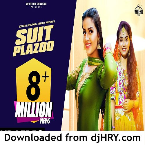 Suit Plazoo By Renuka Panwar