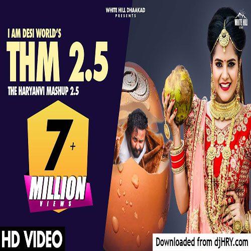 The Haryanvi Mashup 2.5 Mp3