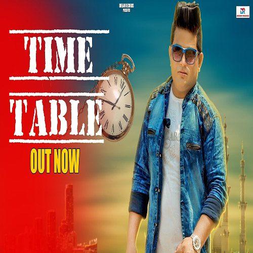 Time Table By Raju Punjabi